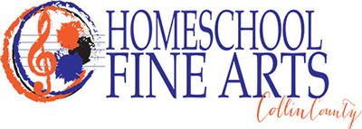 Collin County Homeschool Fine Arts Logo